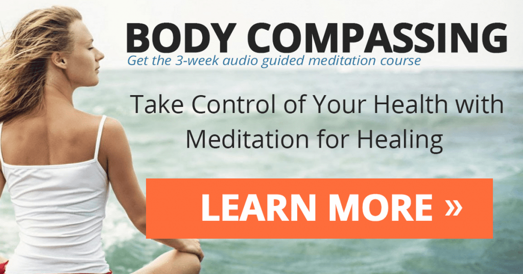meditation for healing body compassing