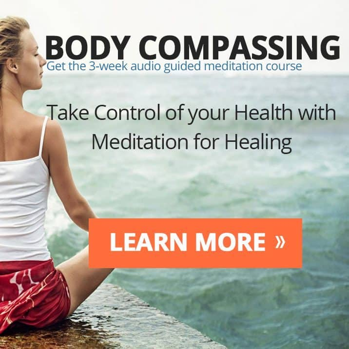 body compassing - meditation for the body